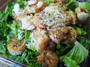 Lowell Pizza | Caesar Salad - image